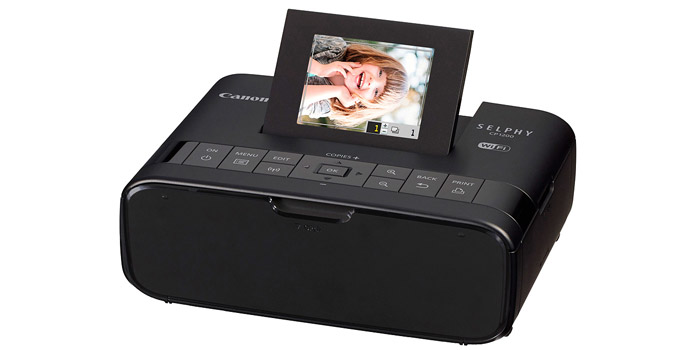 Canon Selphy CP1200 Portable Photo Printer