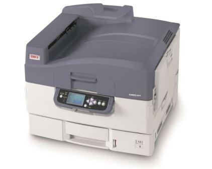 Picture of OKI C920WT printer