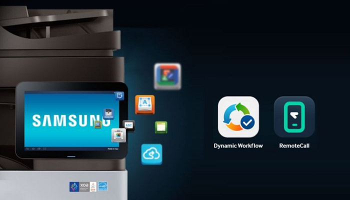 Samsung New Smart Printing Apps