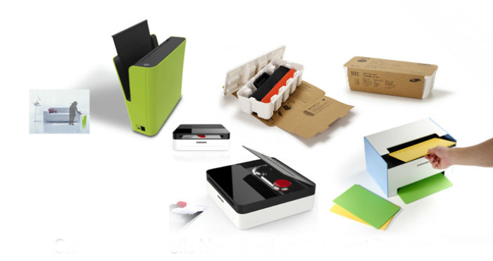 Samsung Unveils New Design Concept Printers at IFA 2014