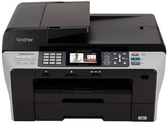 Brother MFC-6490CW all-in-one color inkjet printer
