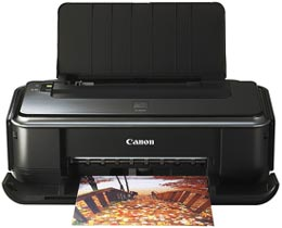 Canon Pixma iP2600 Inkjet Photo Printer