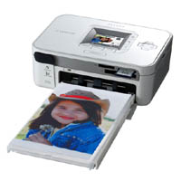 Picture of Canon Selphy CP740 compact photo printer