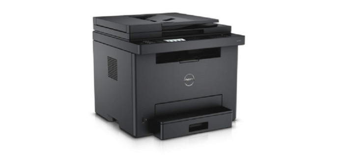 Dell e525w printer
