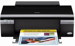 Epson Stylus C120 inkjet printer