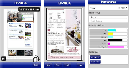 Epson iPrint for Android