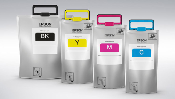 Epson RIPS ink packs