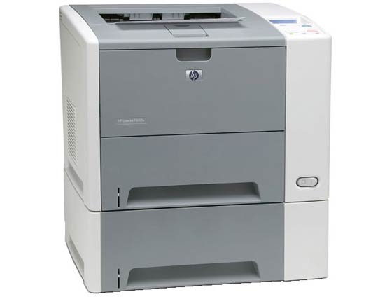 HP LaserJet P3005x laser printer