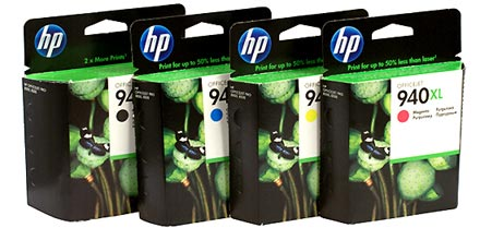 The ink cartridges for this MFP are available at affordable price