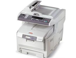 Okidata C5550n Multifunction Printer (OKI C5550n MFP)