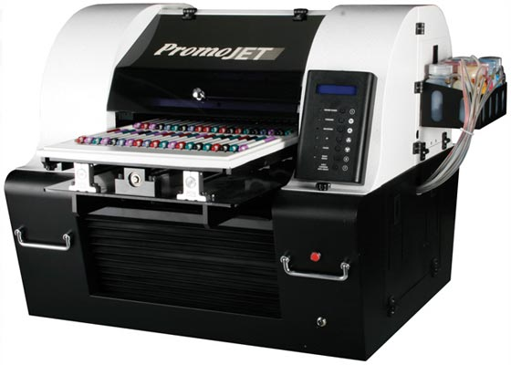 PromoJET solvent inkjet printer
