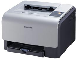 Samsung CLP-310 color laser printer