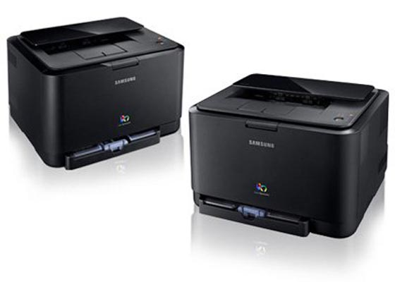 Samsung CLP-315K Color Laser Printer