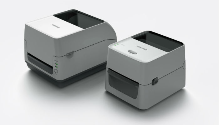 Toshiba B-FV4T and B-FV4D label printers