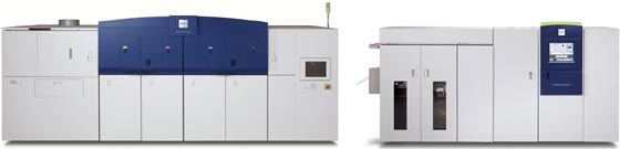Xerox 490/980 and 650/1300 continuous feed printing systems