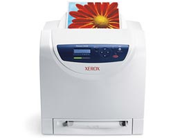 Xerox Phaser 6215 color laser printer