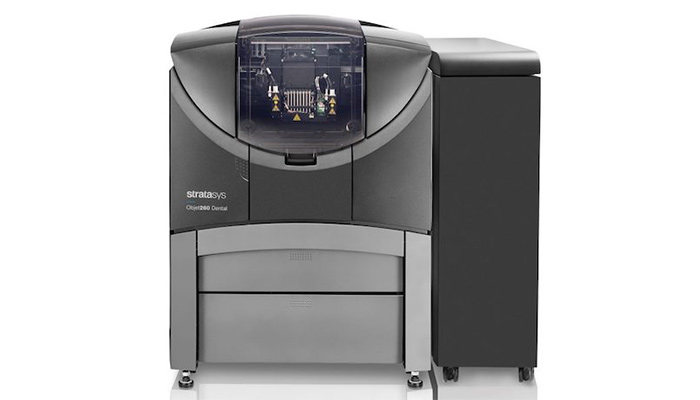 Objet260-Dental-3D-Printer