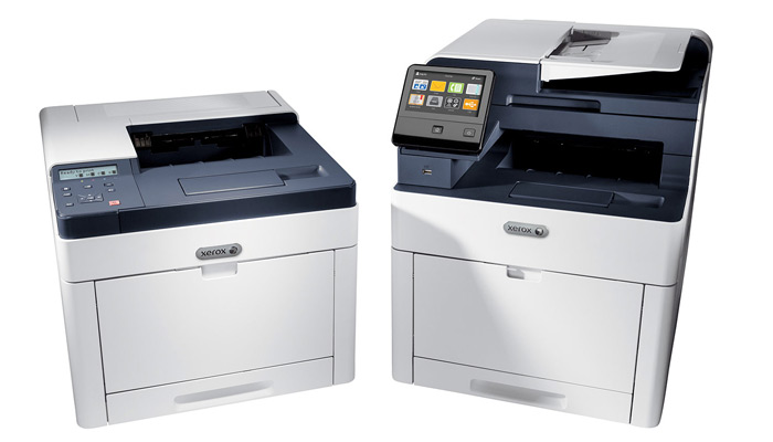 Xerox Phaser 6510 and Workcenter 6515