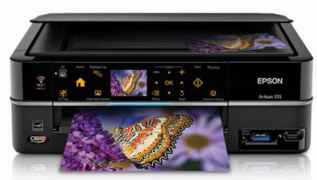 Epson Artisan 835 Driver Windows 10