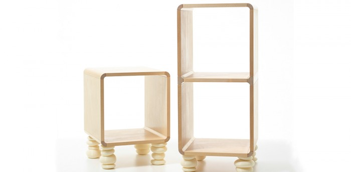 Berto Pandolfo's side tables