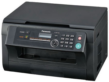 Panasonic kx-mb2000 scanner